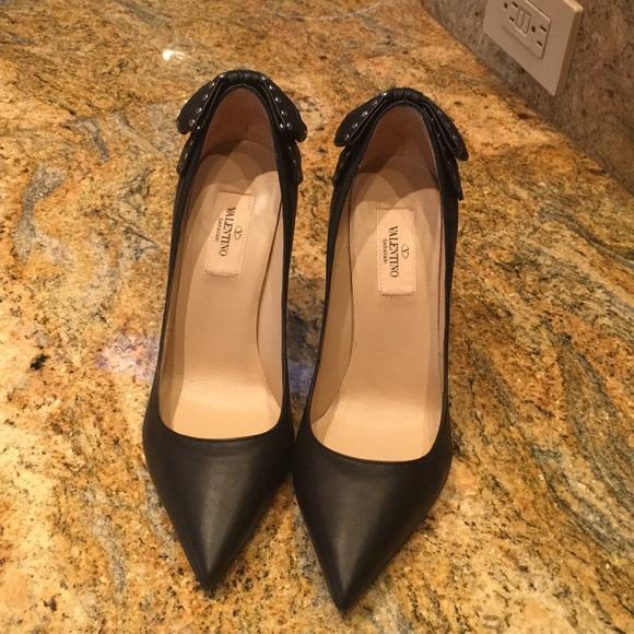 Valentino Shoes   Brand New Black